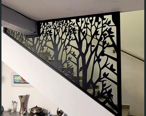 Rampe d'escalier désign sur mesure