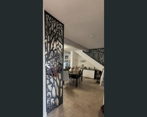 Rampe d escalier moderne