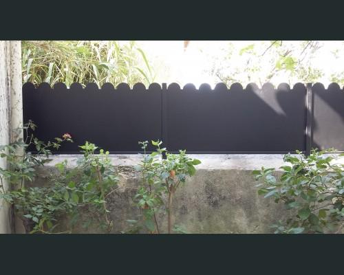 Brise vue provencal