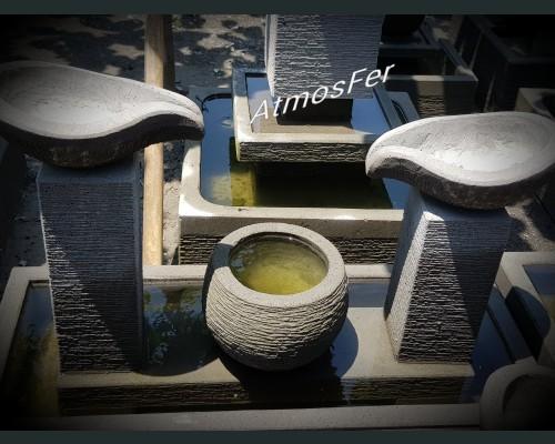 Fontaine tiga bols